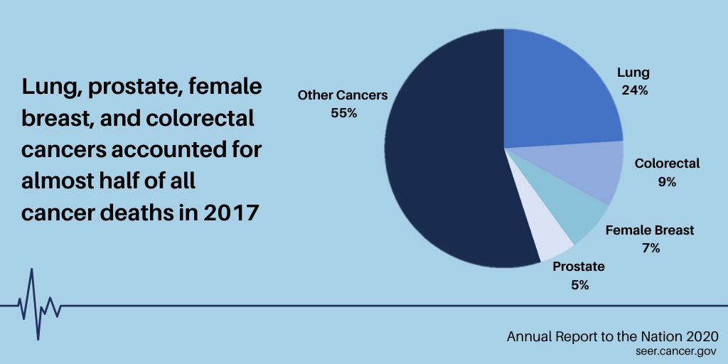 2017 Cancer Deaths Annual Report To The Nation