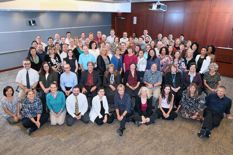 2018 Face to face meeting participants